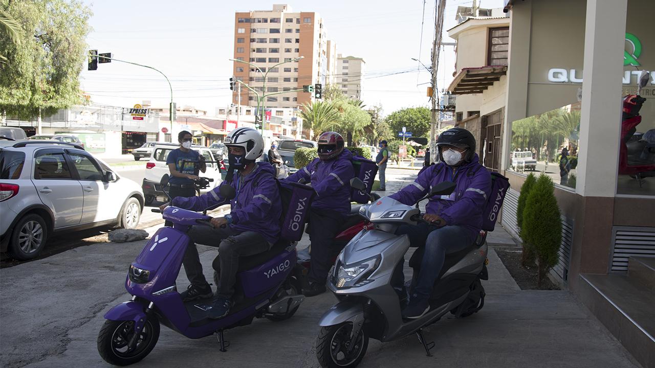 Yaigo lanza Yaigo Green en Bolivia