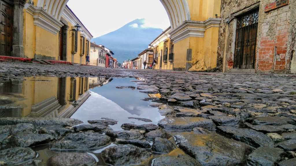 destinos  Guatemala Antigua