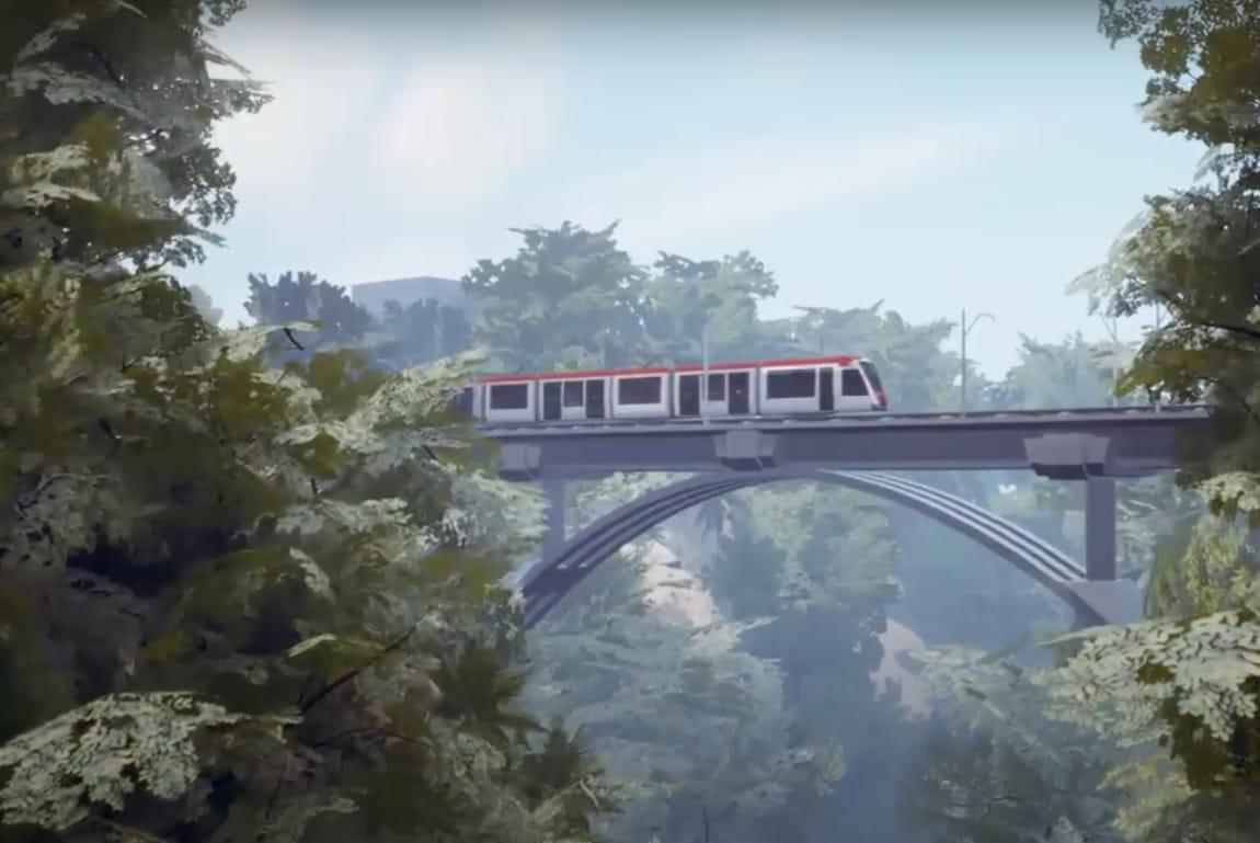 Tren eléctrico: Un paso hacia el desarrollo sostenible de Costa Rica