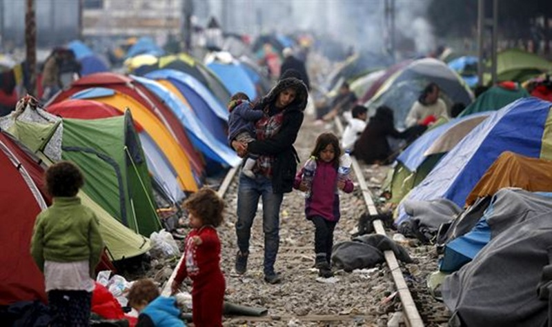 Se disparan las peticiones de asilo en la frontera sur de México: ACNUR