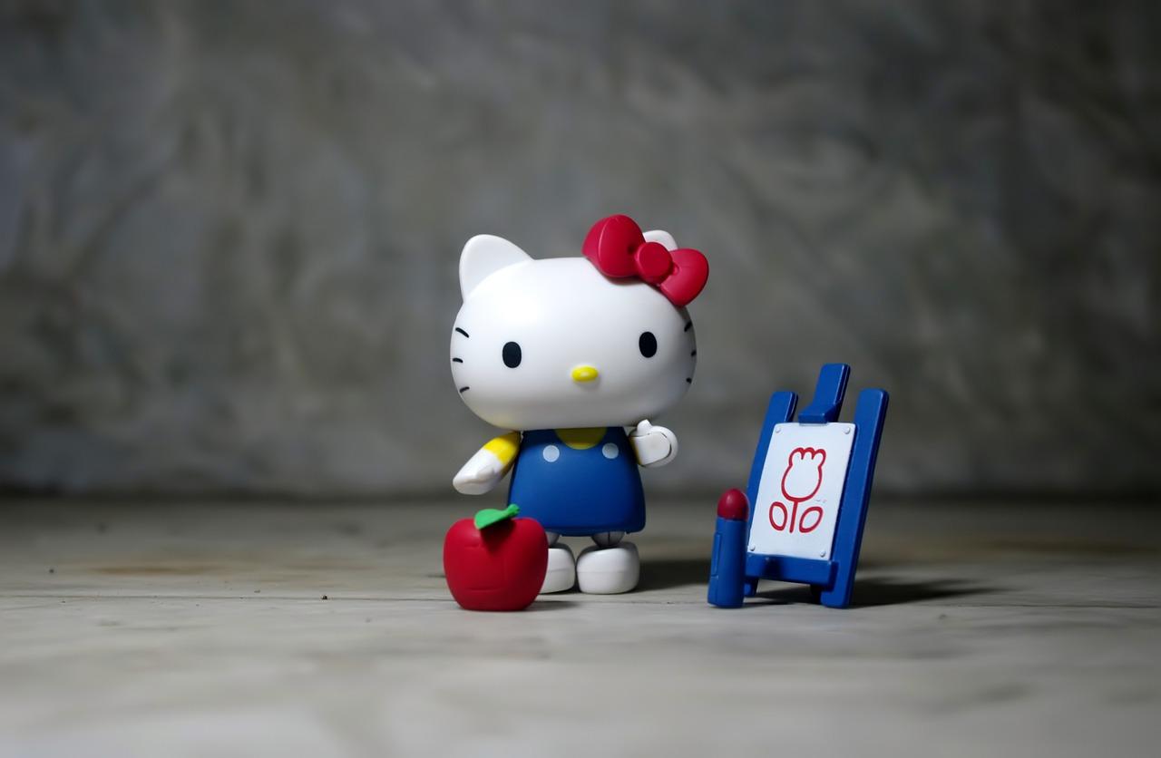 Conoce al nuevo presidente de Hello Kitty