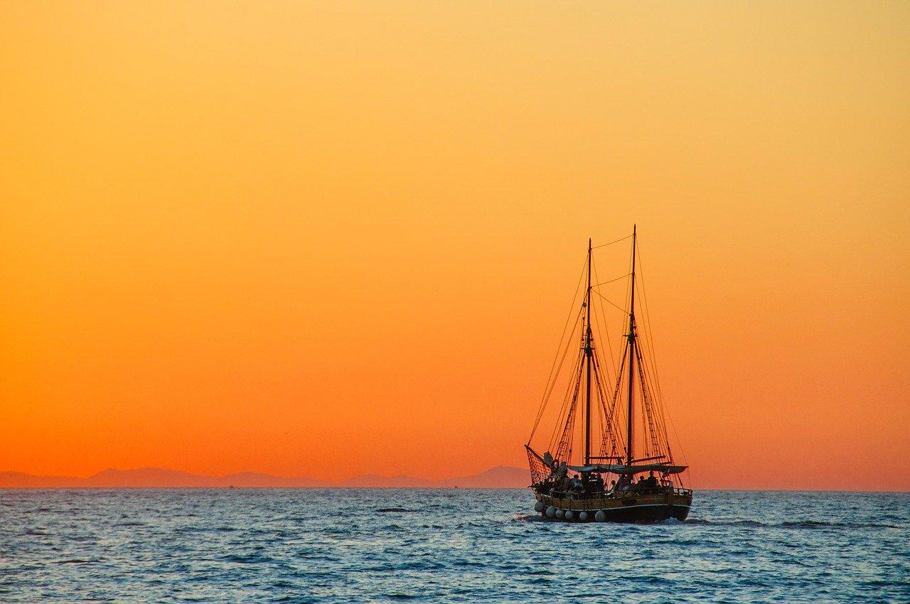 Cedro, el velero costarricense mas grande del mundo