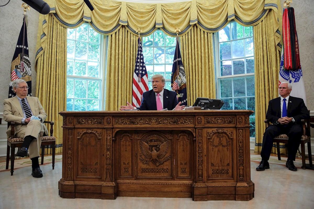 El Senado de EU votará el lunes sobre la jueza de Trump para el Supremo