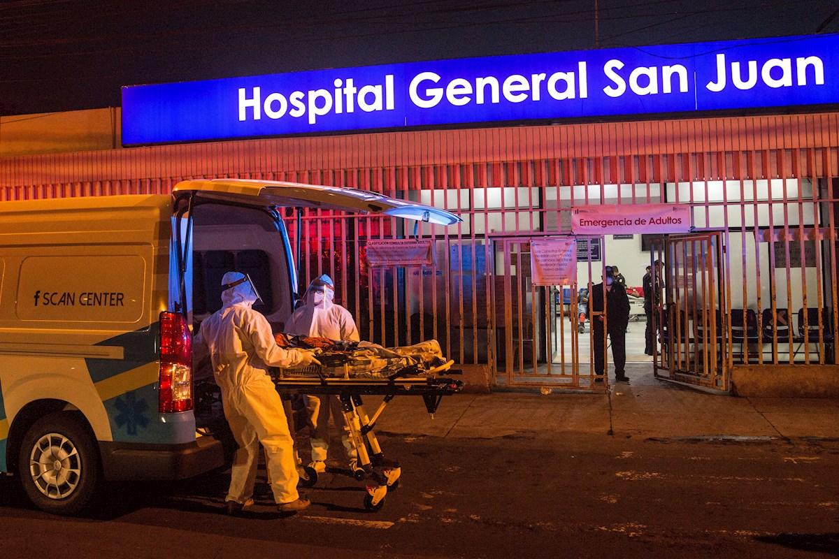 Guatemala reporta 3 muertes y 111 casos de COVID-19 en las últimas 24 horas