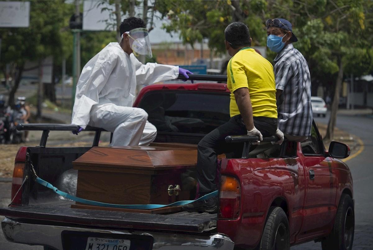 Costa Rica registra máximo de muertes por covid-19 y pide vacunas a EU