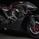 motocicleta Aston Martin