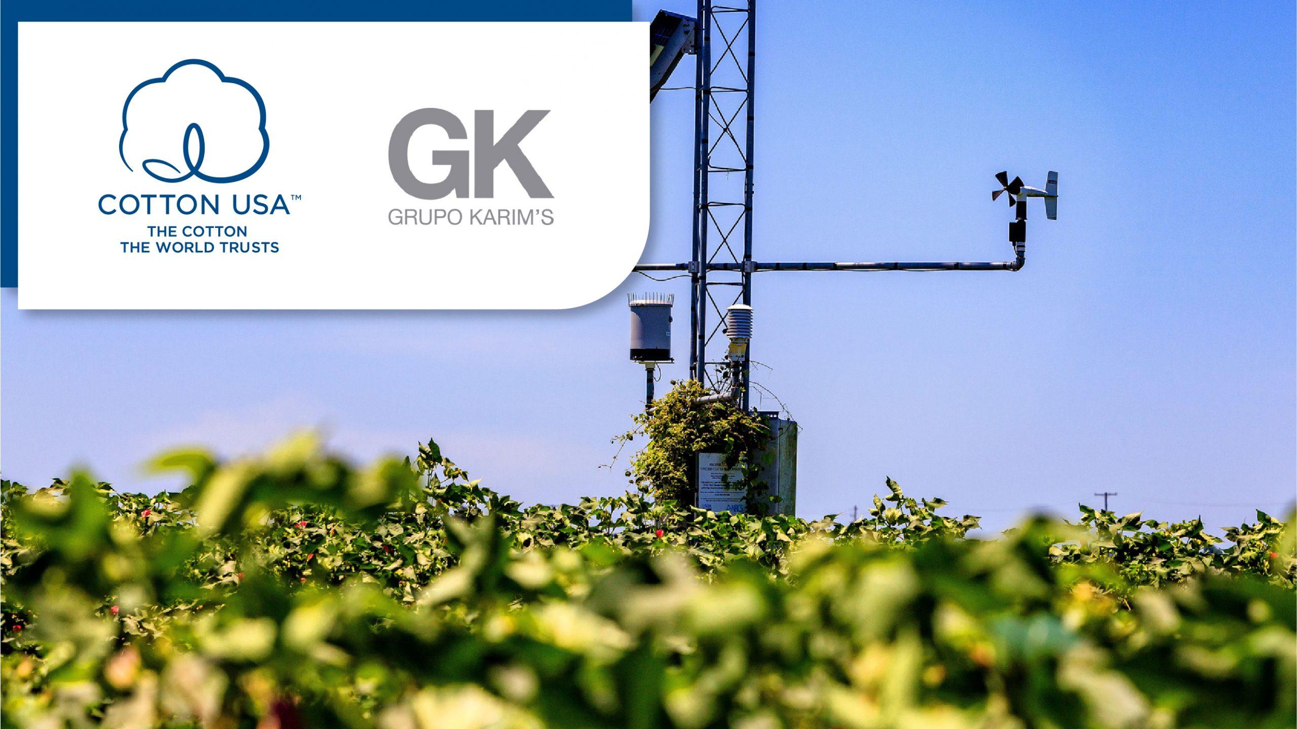COTTON USA y Grupo Karims: Por la senda de la sostenibilidad