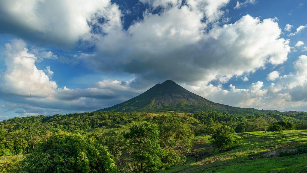 Costa Rica destinos turisticos