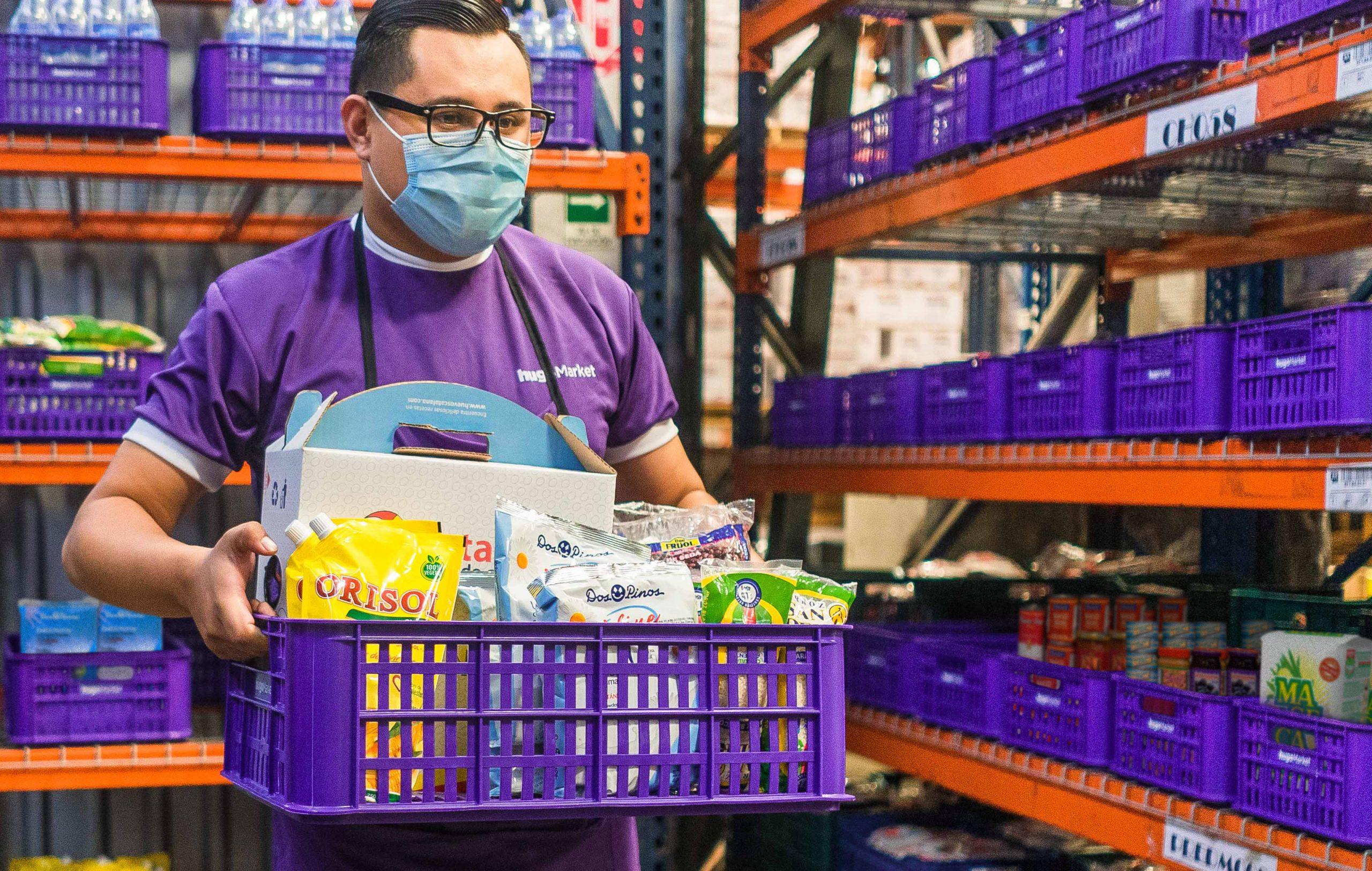 Hugo: Primer supermercado 100% digital en Centroamérica