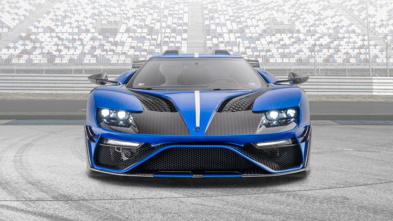 Ford GT Le Mansory, la bestia que hace latir el corazón de cualquier fanático