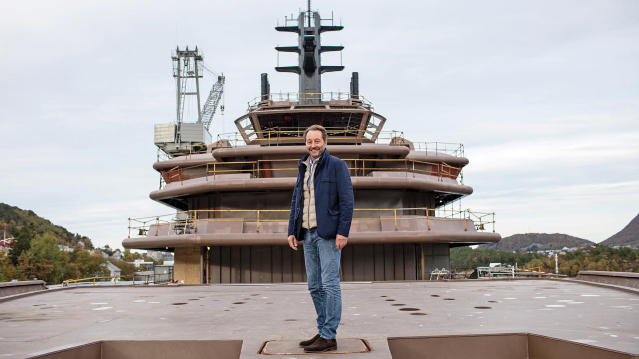 El 'rey del mar' quiere limpiar su desastre