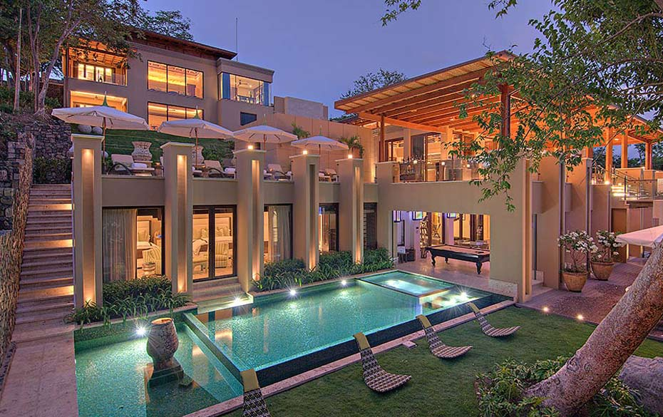 Villa Manzu es un espacio de lujo ubicado en una paradisíaca y privilegiada zona de Costa Rica.