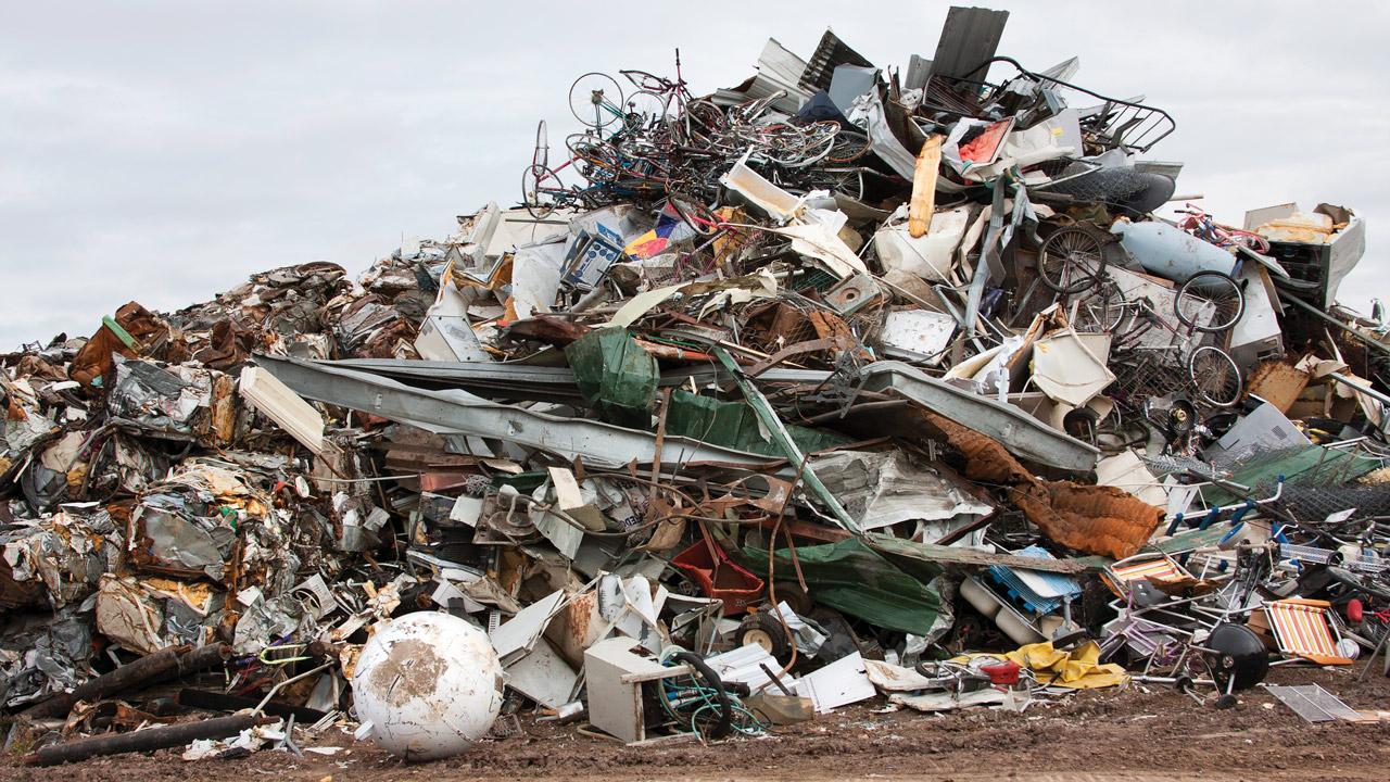 RD desperdicia el negocio de la basura