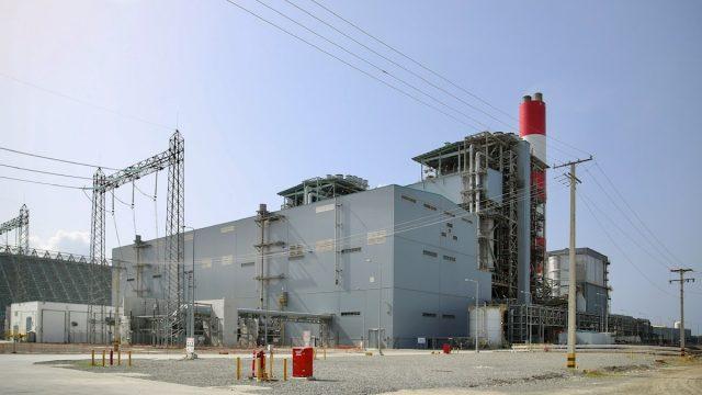 Central Termoeléctrica Punta Catalina.