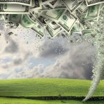 dolar dollar alza Dinero finanzas economía fiscal