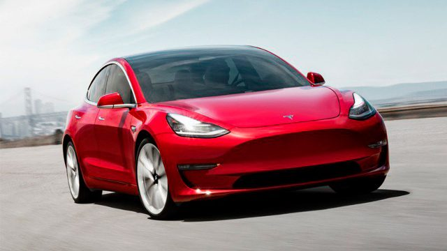 China limita el uso de los vehículos de Tesla por razones de seguridad