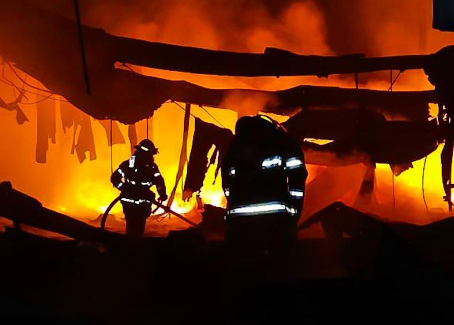 Incendio en fábrica de baterías de El Salvador fue provocado
