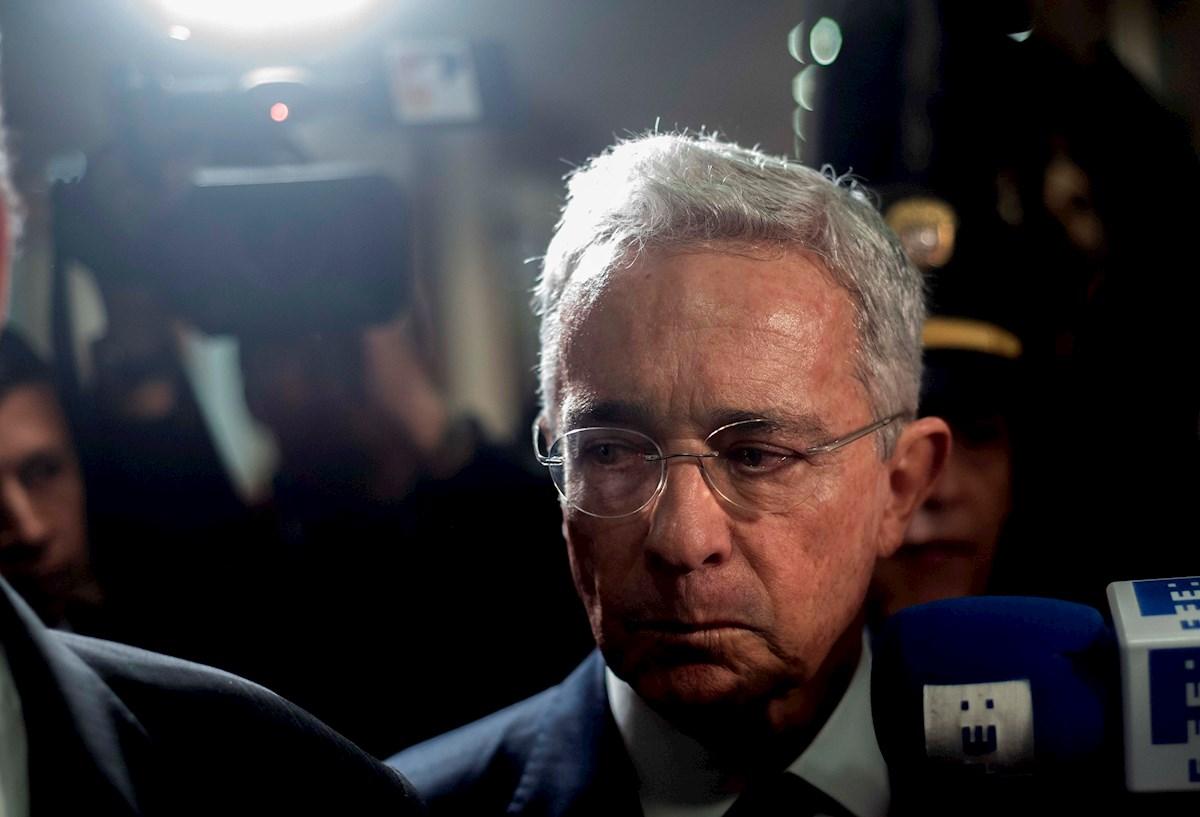 Corte Suprema ordena la detención del expresidente Álvaro Uribe Vélez