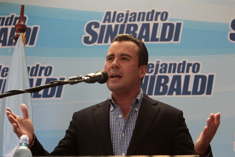 Alejandro Sinibaldi colaborará con autoridades en casos de corrupción
