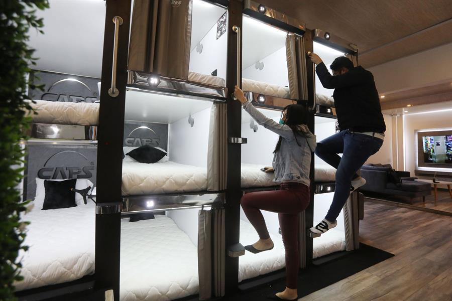 El hospedaje futurista llega a Colombia