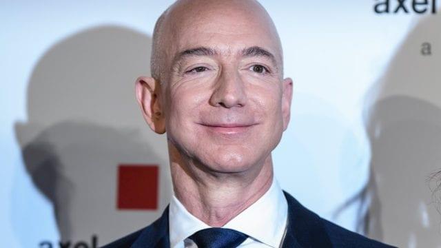 Jeff Bezos lidera lista récord de 'Billionaires' Forbes 2021