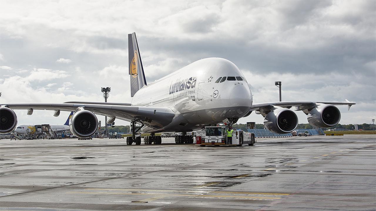 Lufthansa tendrá dos vuelos a Costa Rica