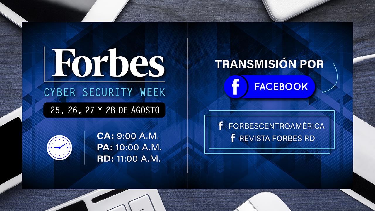 Forbes llevará a cabo la semana de la Ciberseguridad
