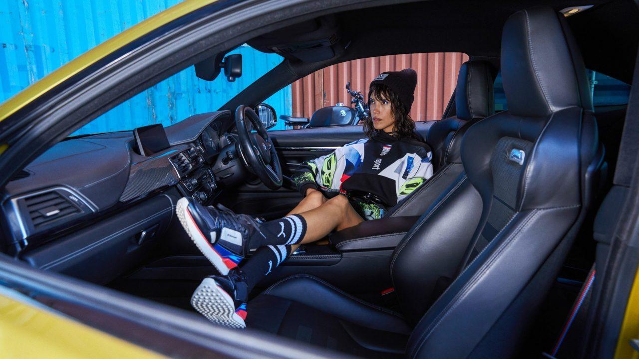 BMW y Puma lanzan colección inspirada en la cultura callejera