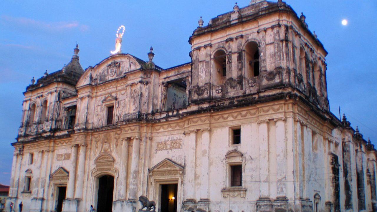 León, Nicaragua, la ciudad que palpita historia te está esperando