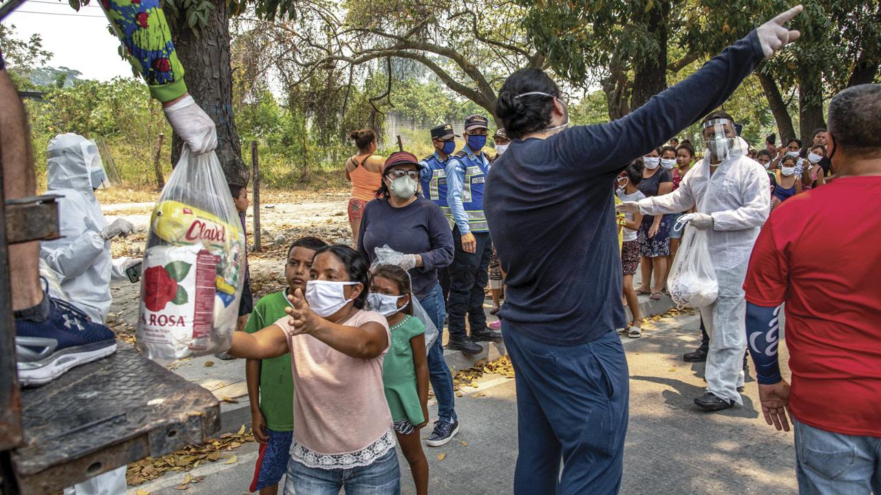 Piden a Parlamento hondureño aprobar ley para atender y proteger desplazados