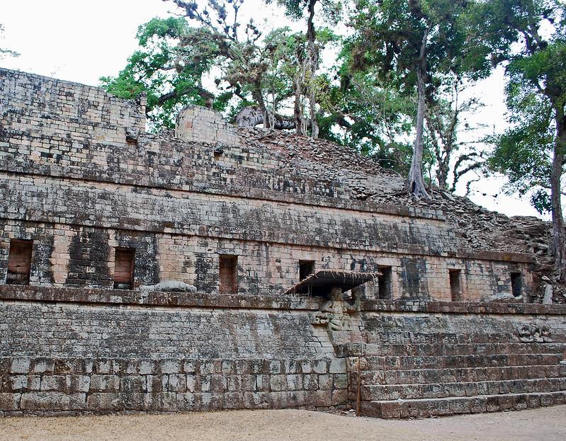 Japón dona a Honduras 627,600 dólares para mejoras en el parque maya de Copán