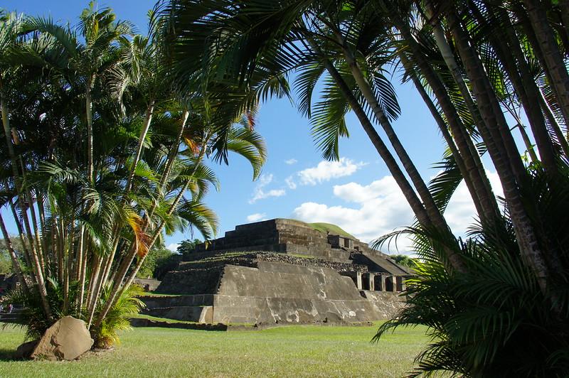 zonas arqueológicas Centroamérica.