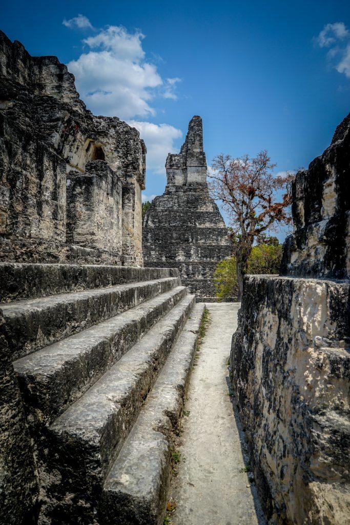zonas arqueológicas Centroamérica
