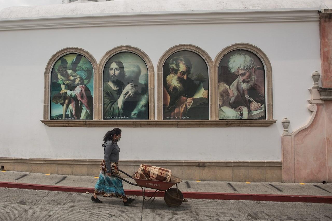 Guatemala supera los 87,000 casos detectados de COVID-19