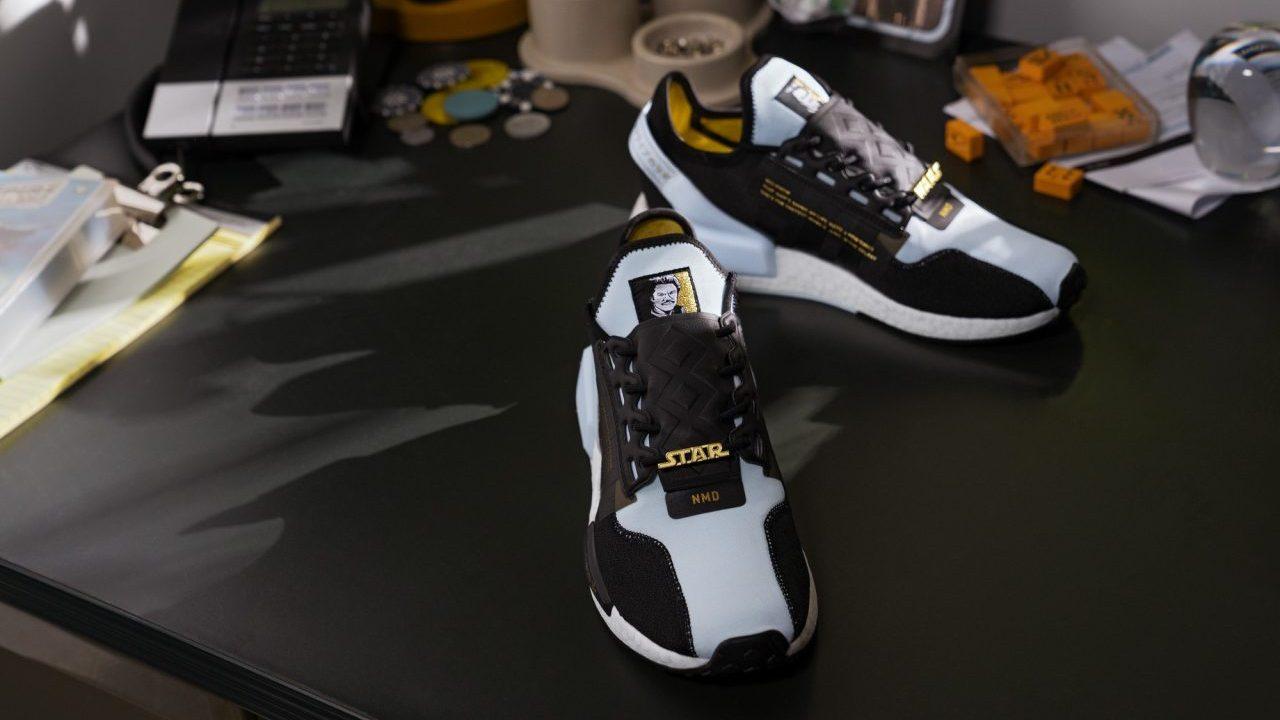 Adidas presenta sorprendente colección en homenaje a Star Wars
