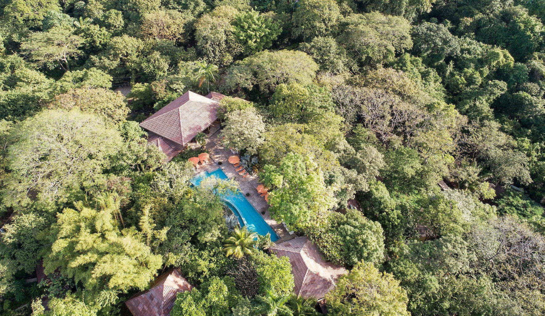 Este es el templo para los amantes del yoga en Costa Rica