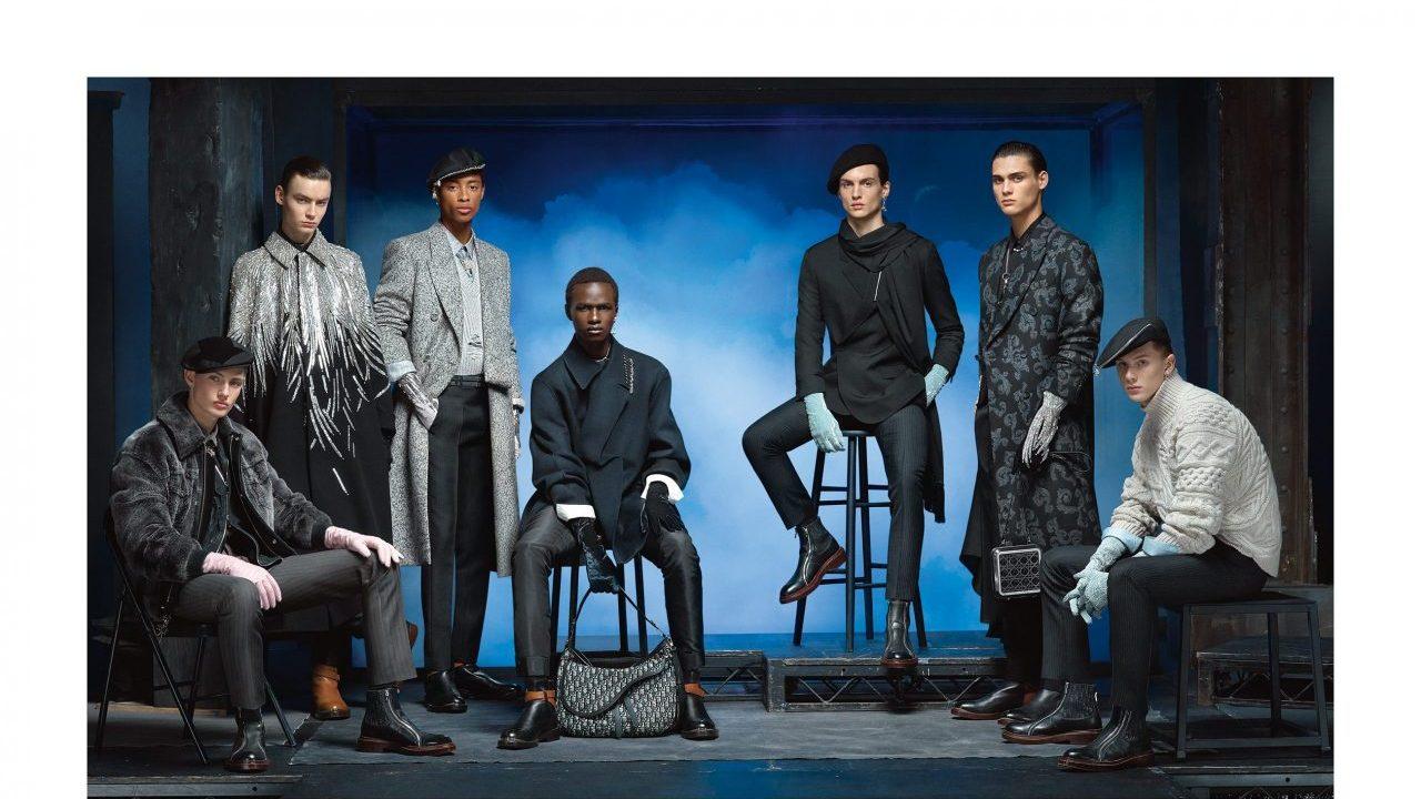 Dior le rinde homenaje al ícono del punk Judy Blame, con su nueva campaña
