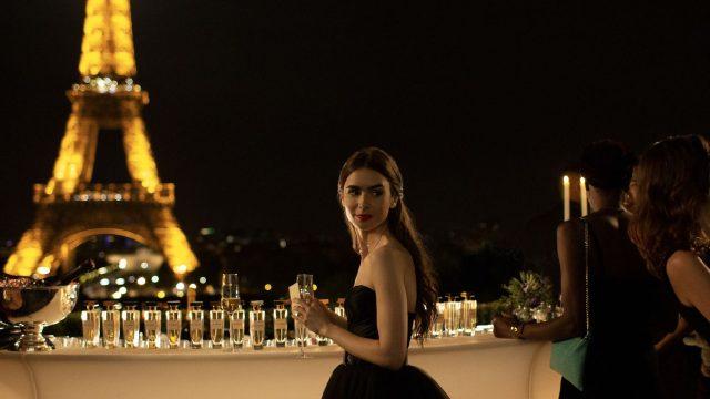 Emily en París Netflix Sex and the city