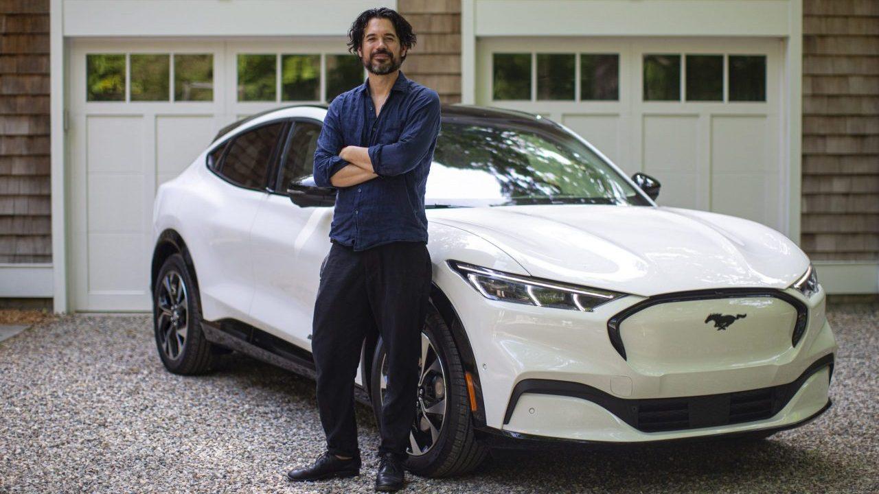Mustang Mach-E, el auto que inspira la creación de música electrónica
