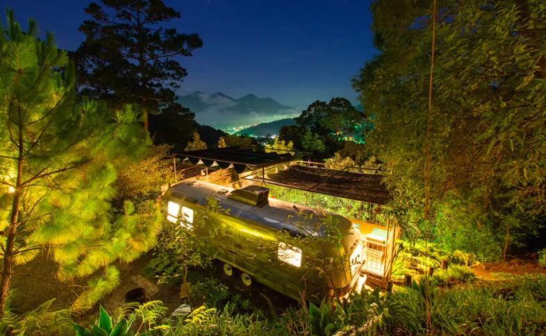 Glamping en Antigua, lujo entre la naturaleza de Guatemala