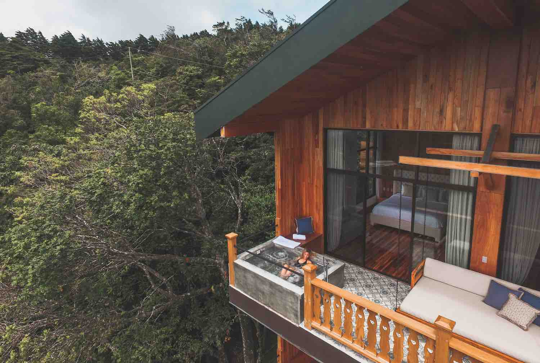 Bosque de Monteverde, el escenario natural para realizar room office