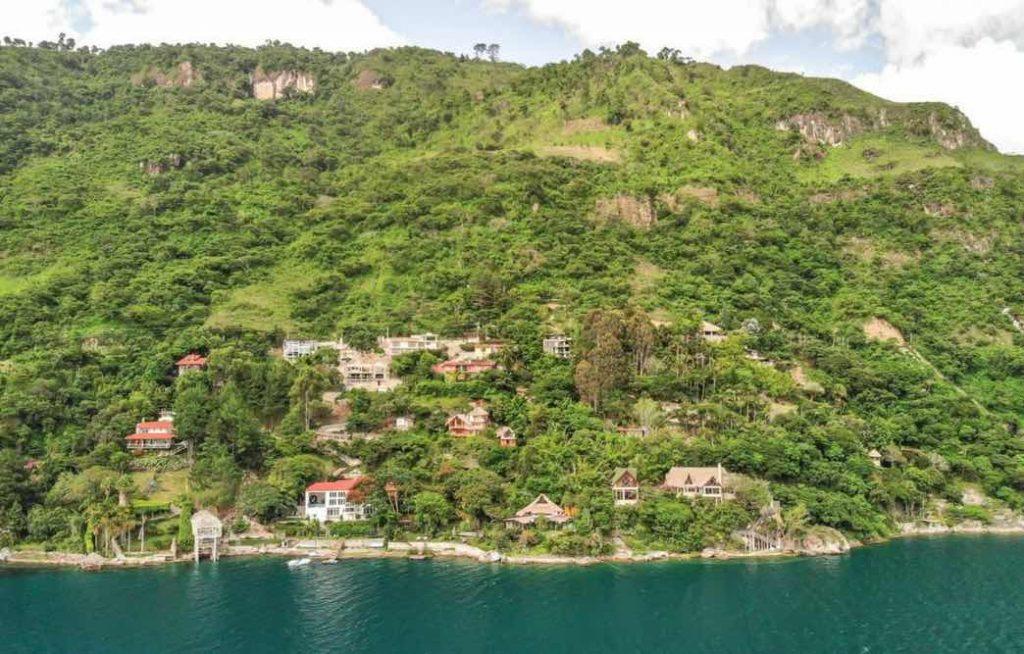 Hotel boutique lago Guatemala