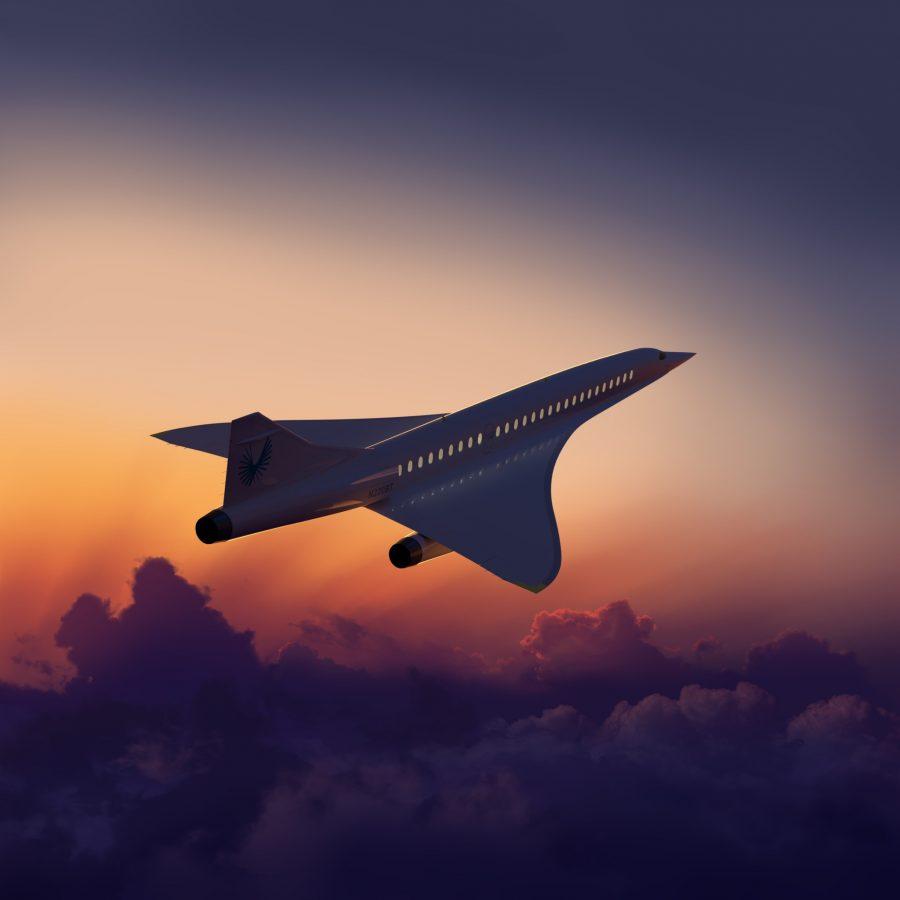 Este avión supersónico pretende volar a cualquier parte del mundo en solo 4 horas y por solo 100 dólares