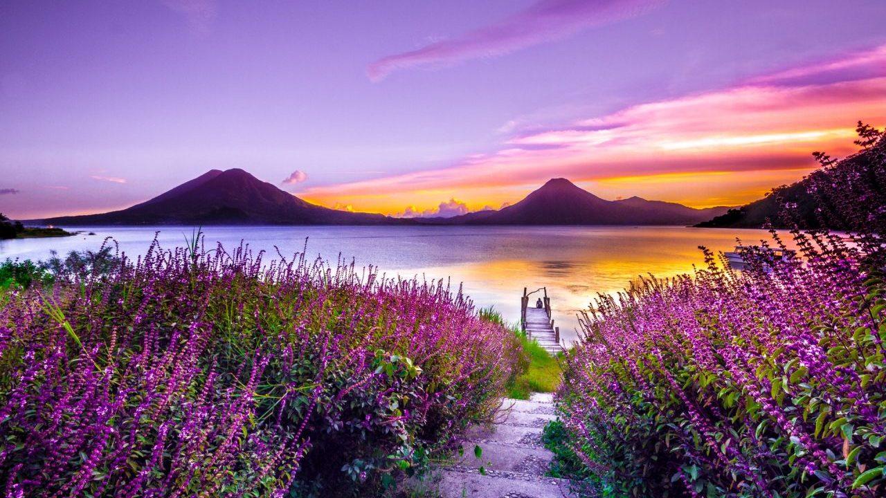 5 lugares por conocer y comenzar a enamorarte de Guatemala