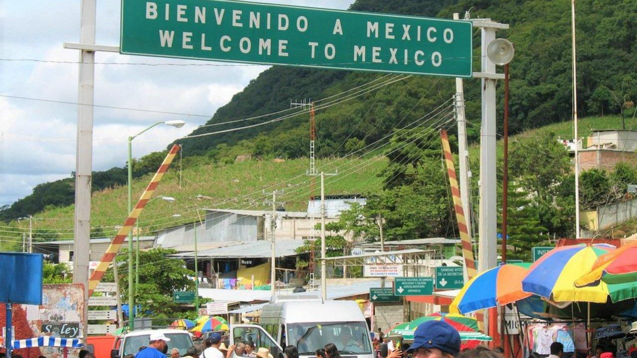CNDH denuncia riesgos de contagio en estaciones migratorias del sur de México
