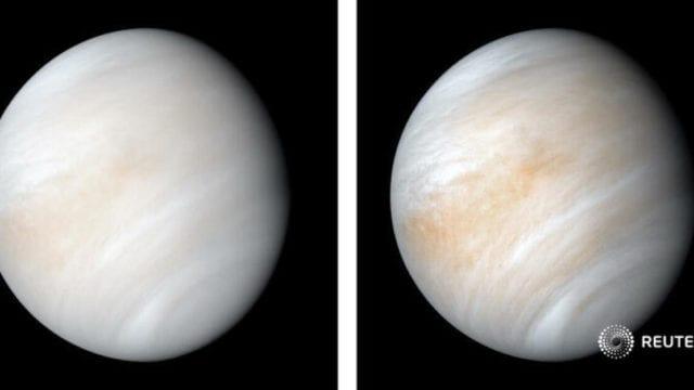 Encuentran indicios de posible vida en Venus
