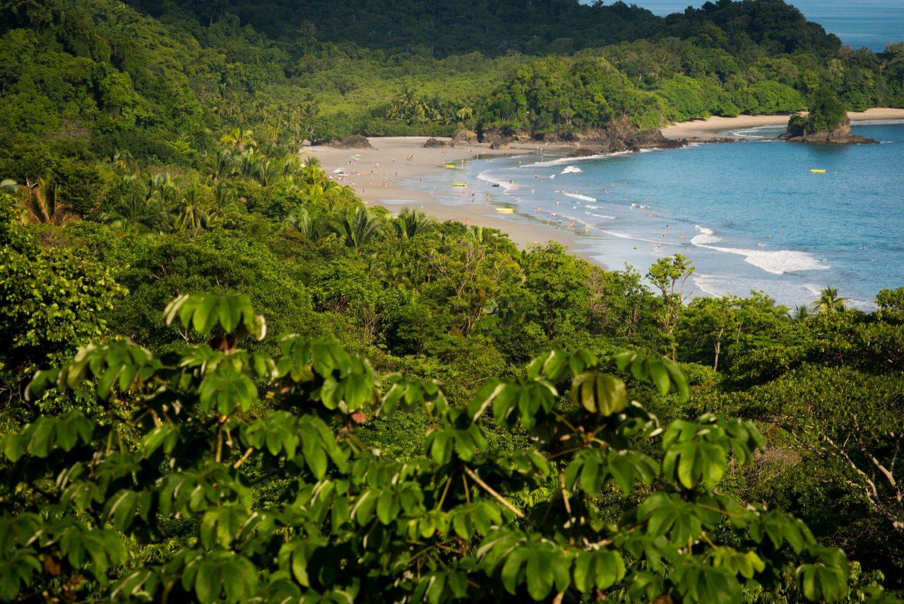 Turistas que visiten Costa Rica podrán compensar su huella de carbono