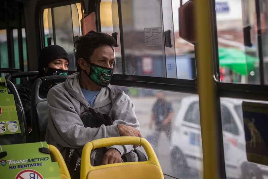 Guatemala registra 10 muertes por Covid-19 y 549 nuevos casos en 24 horas