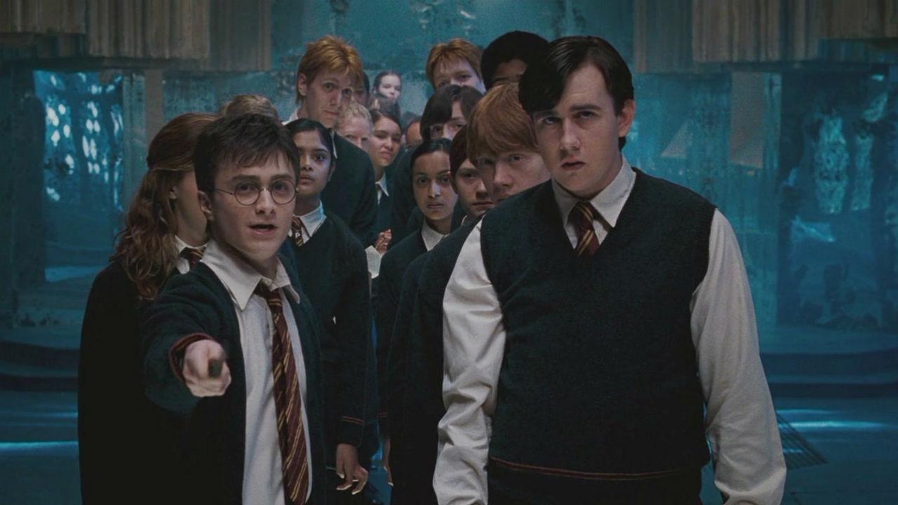 Películas de 'Harry Potter' que salen del catálogo de Netflix en noviembre