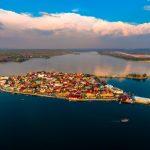 Isla de Flores Guatemala pintoresco